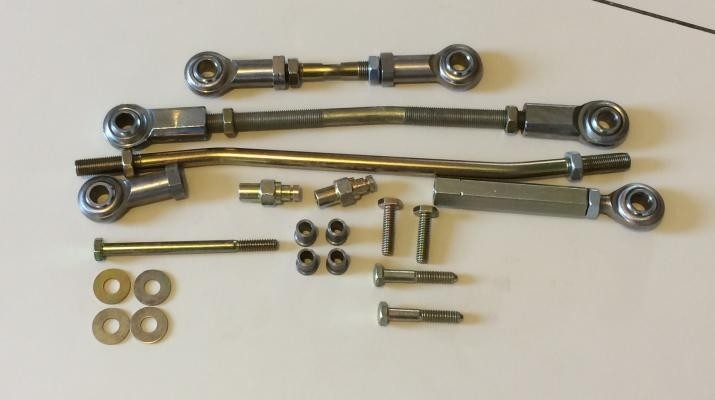 """3/8"""" Linkage Upgrade Kit for Charger - 629CW-001A"""