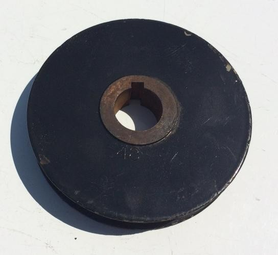 """Pulley, Top of Spindle 48"""" Deck 668-014P"""