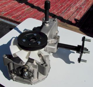 Hydrostat Left Hand, 2600, re-manufactured - D-3763-02