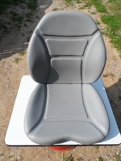 Deluxe Suspension Seat Replacement Bucket/Cushion H-2274-1