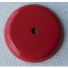 Castor Cap, thin red 636-133P