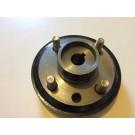 Wheel / Brake hub with studs 663-207A