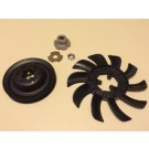 Fan, Hub, Pulley Kit - DH-721349