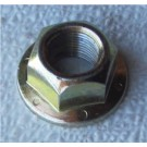 Spindle top nut