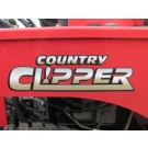 Decal Country Clipper side panel logo - small P-12098
